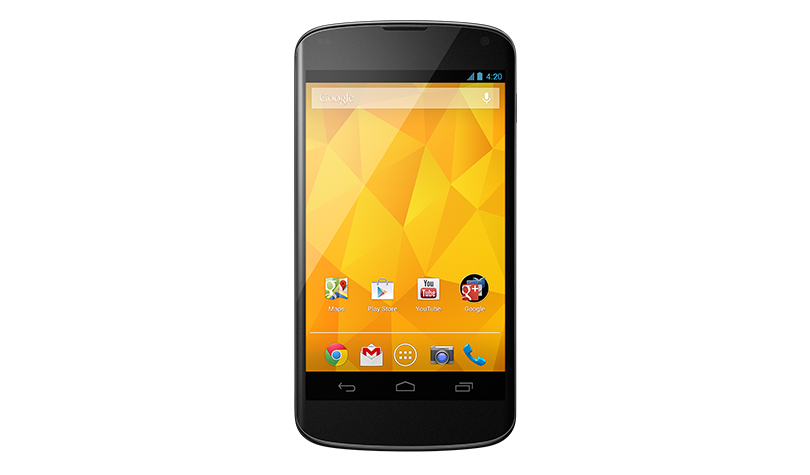 Nexus 4 with Bumper (Black, 8GB) - screenshot