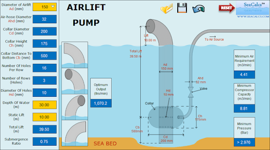 AIRLIFT PUMP 3D- screenshot thumbnail