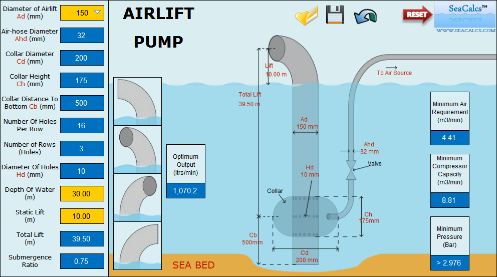 AIRLIFT PUMP 3D- screenshot