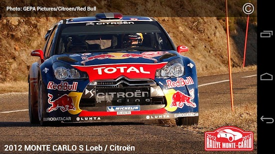Screenshots for Rally Galaxy for Android