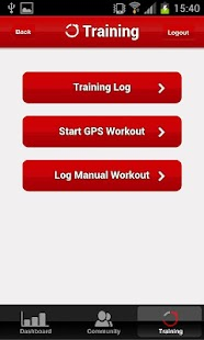 FitTrack- screenshot thumbnail