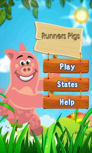 Runners Pigs