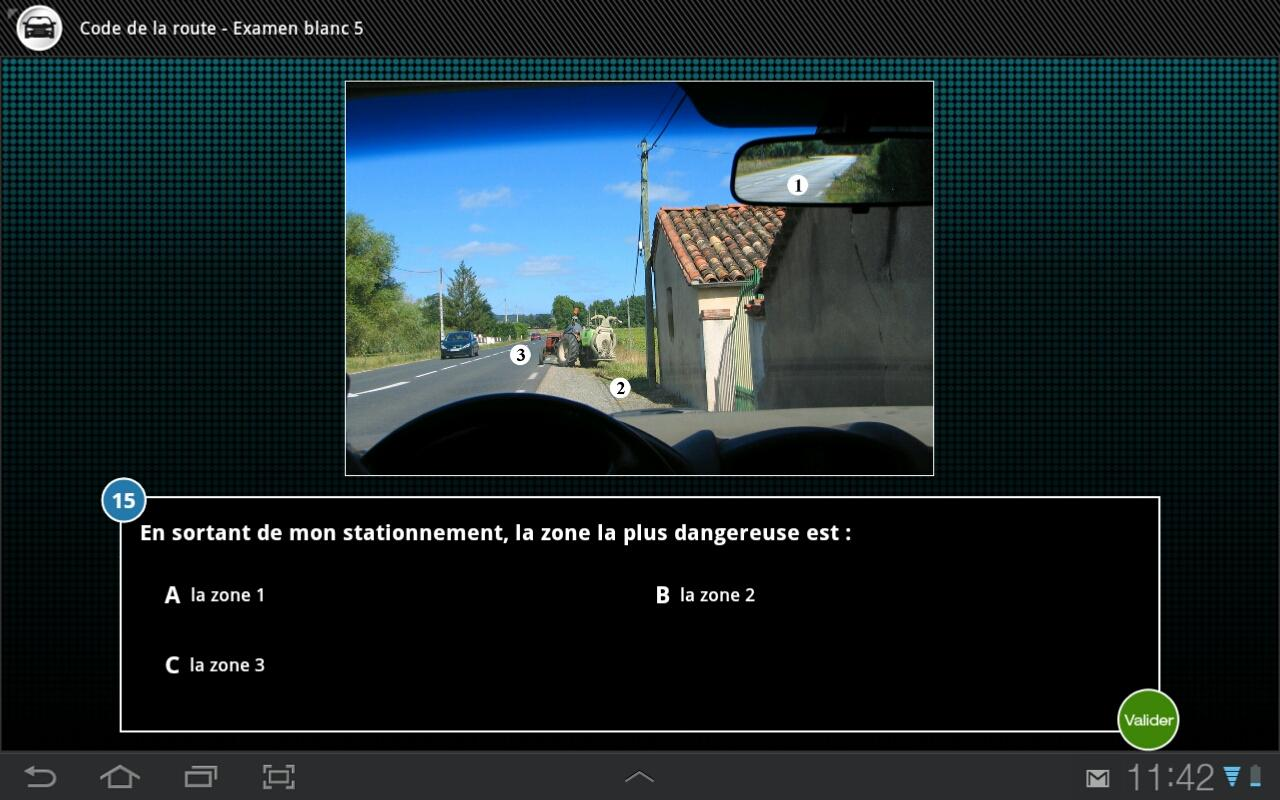 Code de la Route HD- screenshot