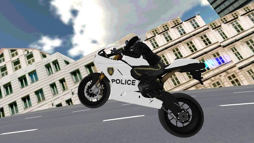 Police Motorbike Simulator 3D 1.14 screenshots 1