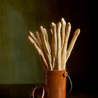 Grissini (Traditional Italian Breadsticks)
