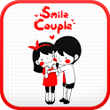 Smile Couple go locker theme icon