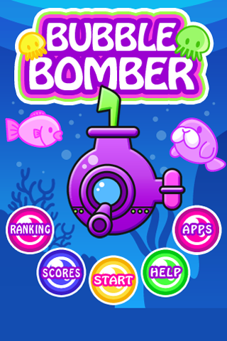 BUBBLE BOMBER