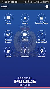 Edmonton Police Service Mobile- screenshot thumbnail