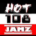 HOT 108 JAMZ RADIO logo