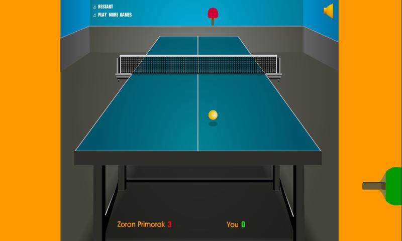 Play Table Tennis FREE - screenshot