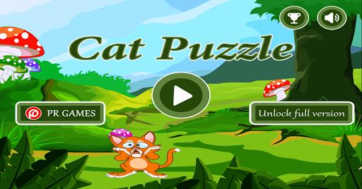 Cat Puzzle PR Games