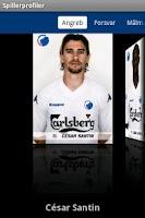 Screenshot of F.C. København