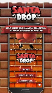 Santa Drop - screenshot thumbnail