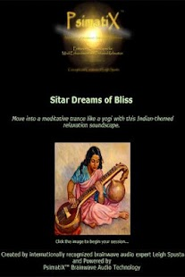 Deep Meditation Sitar Music- screenshot thumbnail