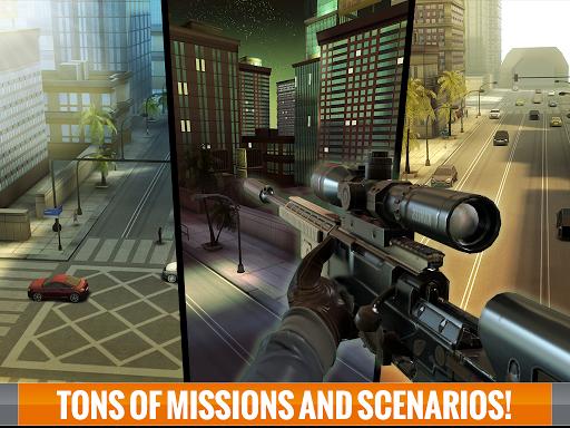 Sniper 3D Assassin: Free Games для планшетов на Android