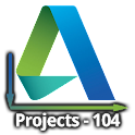 kApp - AutoCAD Projects 104