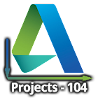 kApp - AutoCAD Projects 104 icon