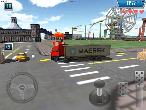 停车大师3D大卡车