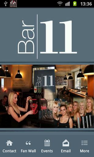 Bar 11 Norwich