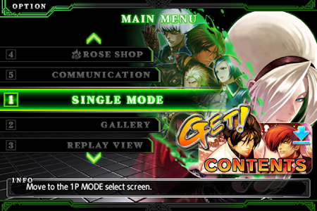 THE KING OF FIGHTERS-A 2012(F) 1.0.4 screenshot 14331
