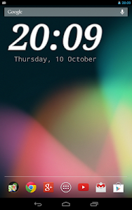 DIGI Clock Widget Plus v1.24Plus