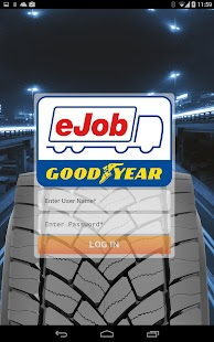 Goodyear eJob - náhled