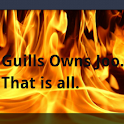 Guills Owns Application logo
