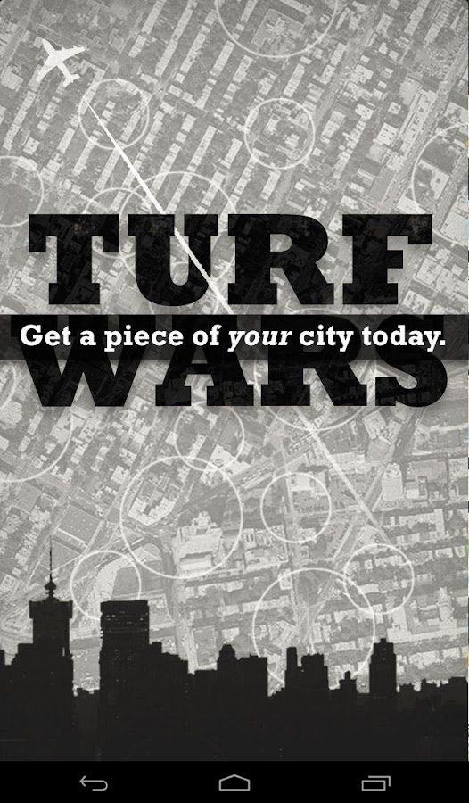 Turf Wars – GPS-Based Mafia!- screenshot