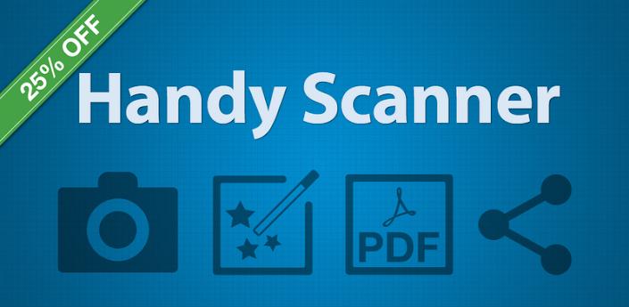 Handy Scanner Pro: PDF Creator apk