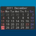 No Frills Calendar logo