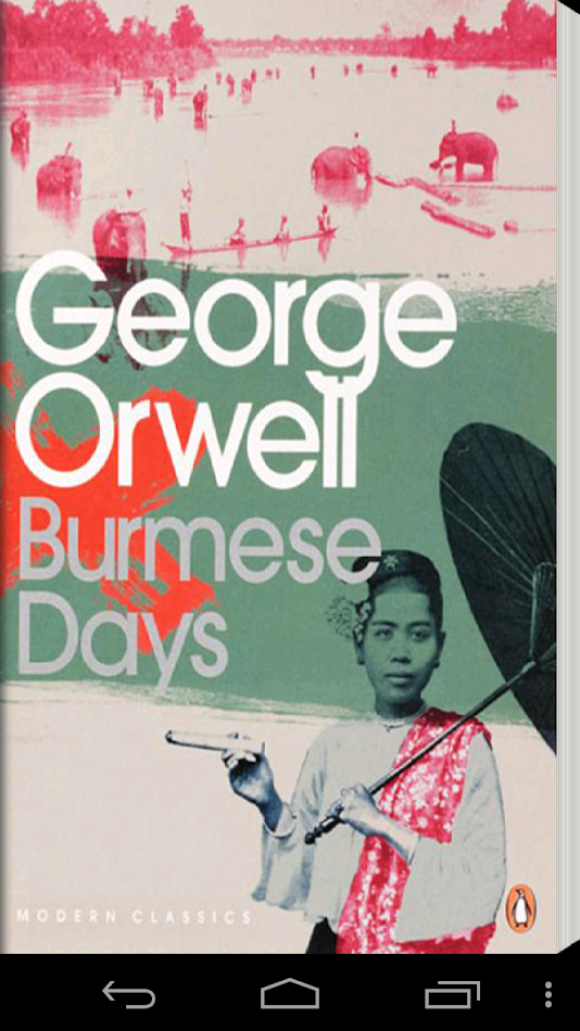 the relationship between the colonizer and the colonized in burmese days by george orwell Welcome a site dedicated to george orwell this site contains the complete works of george orwell, burmese days coming abstract in george orwell's burmese days, i will examine the relationship between the colonizer and the colonized and the disastrous impact of british burmese days 09/19/1998 11:07:50 am i went looking for.
