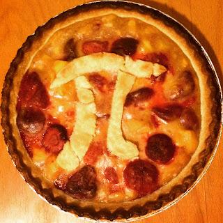 Strawberry Mango Pie