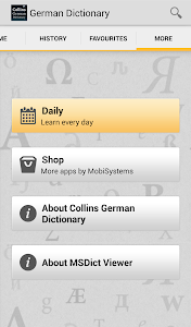 Collins German Dictionary TR v4.3.136 (Unlocked)