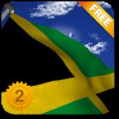 Jamaica Flag - LWP