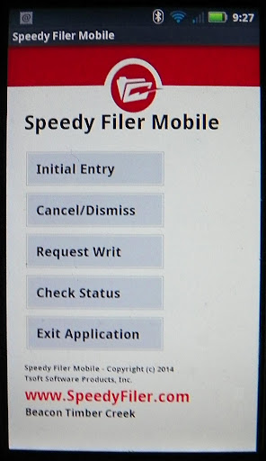Speedy Filer Mobile