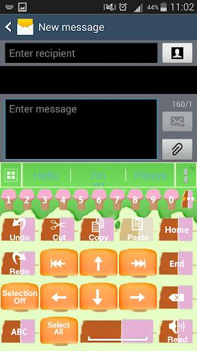 一.我. 键入冰淇淋א 玩個人化App免費 玩APPs