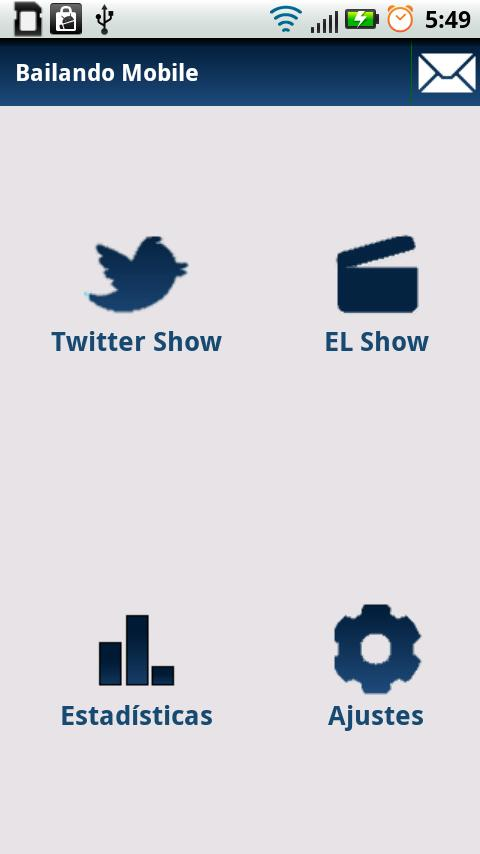Dancing Mobile- screenshot