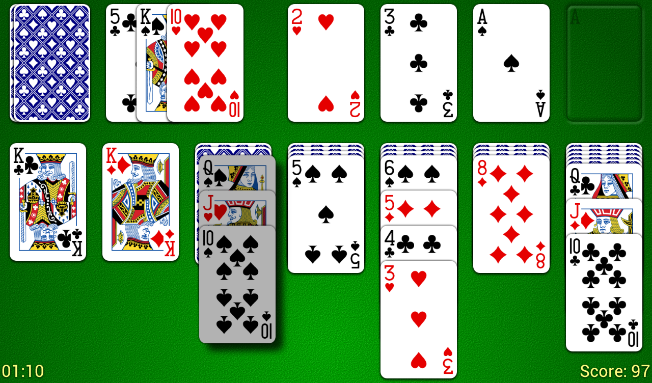solitaire freeware deutsch