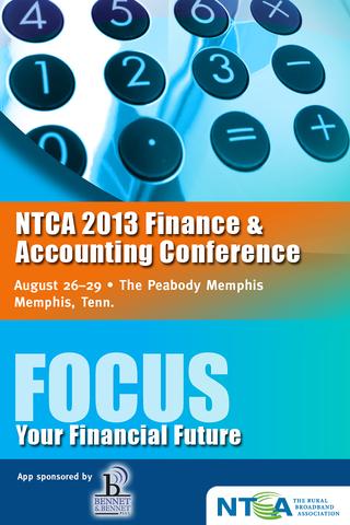 NTCA FA Conference 2013