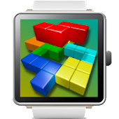 TetroCrate: Android Wear Game