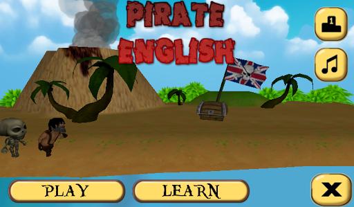 Pirate English
