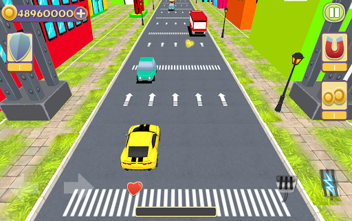 City Cartoon Racer