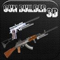 Gun Builder Pro 3D logo