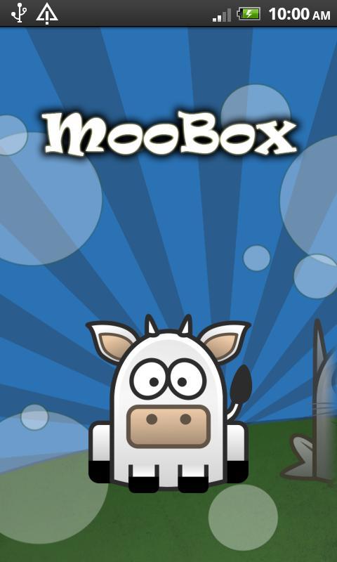 Moobox- screenshot
