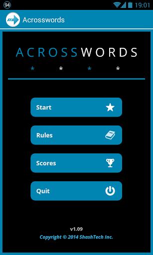 Acrosswords
