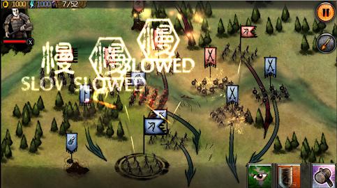 Autumn Dynasty - RTS Screenshot 7