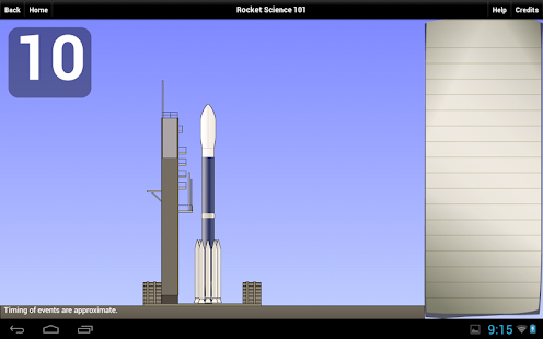 Rocket Science 101- screenshot thumbnail