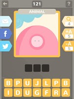 Screenshot of Icomania - Guess the Icon Quiz