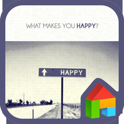 find happiness dodol theme