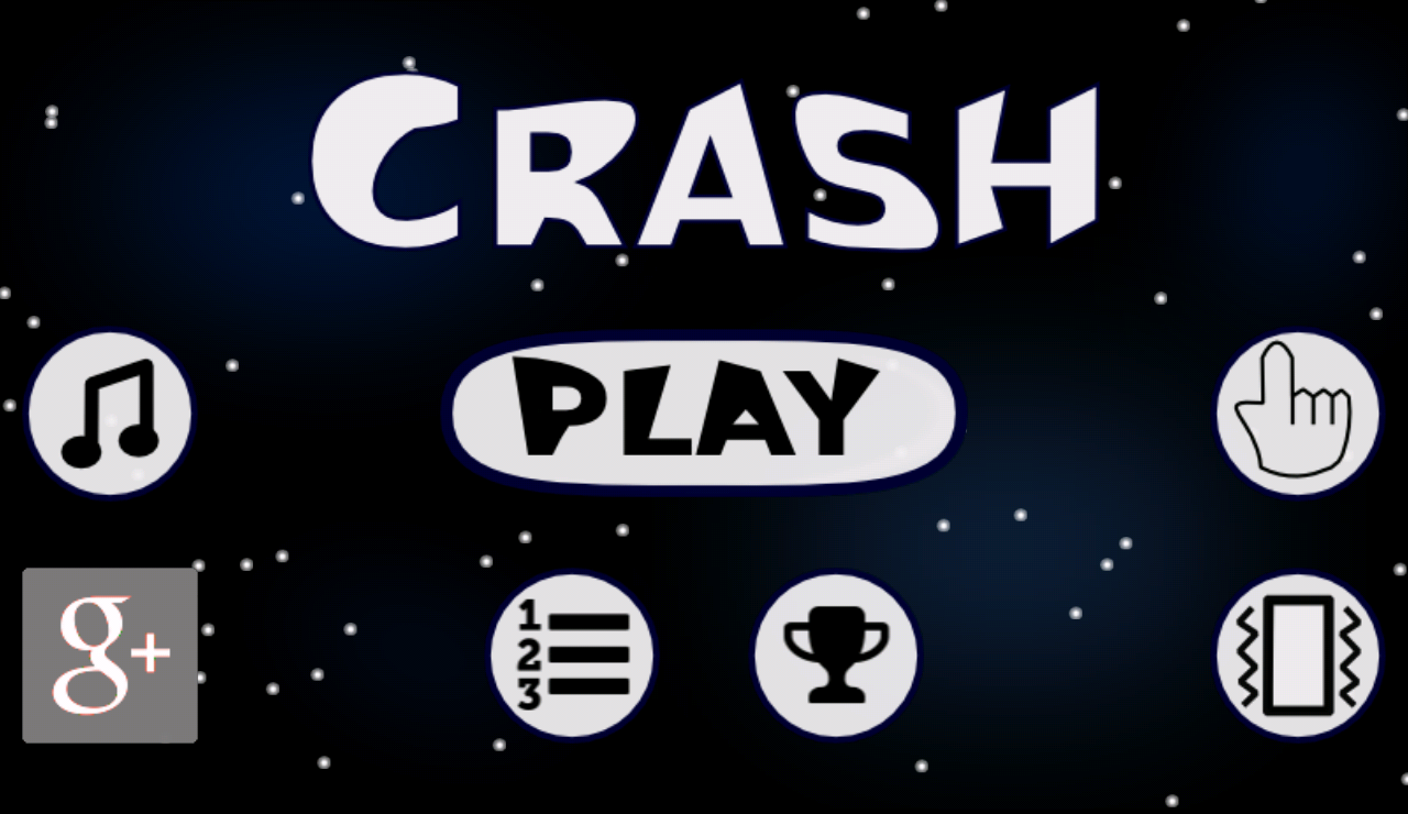 Crash - screenshot